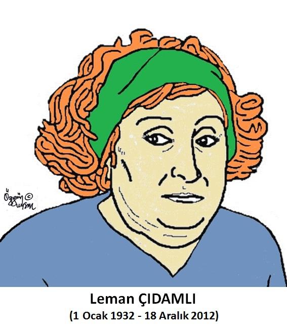 Leman Çidamli par ozgunuysal